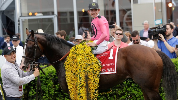 [NATL] 2019 Preakness Stakes in Pictures