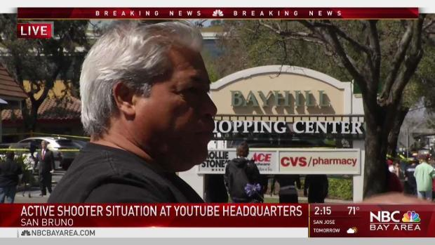 Witness Describes YouTube HQ Shooting Victims
