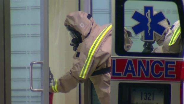 [HAR] Patient at Yale New Haven Hospital Monitored for Ebola