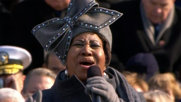 [NATL] Aretha's Epic Obama Inauguration Performance