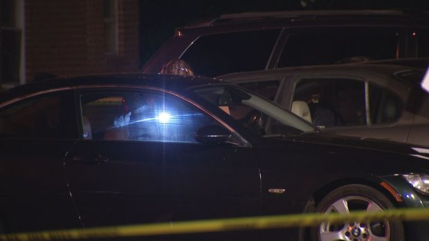 Bridgeport Police Investigate Shooting at Trumbull Gardens