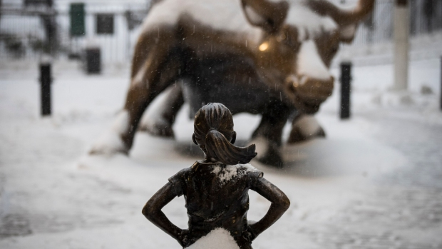 'Charging Bull' Artist Says 'Fearless Girl' Violates Rights