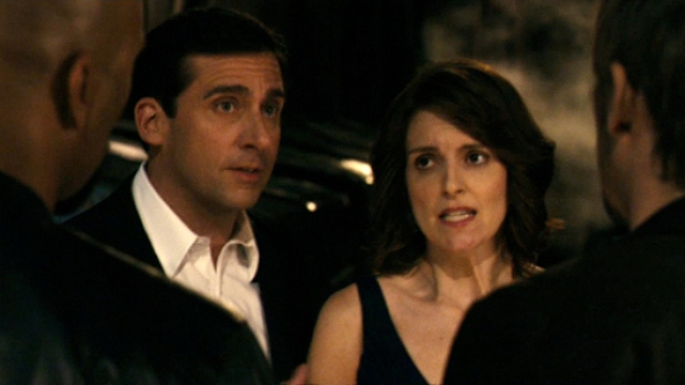 "[NATL] ""Date Night"" Goes Pear-Shaped on Tina Fey and Steve Carell"