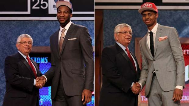 Drummond, Lamb Begin NBA Journeys