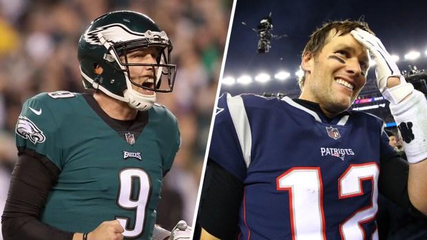 [NATL] No Cheesesteak Here: Super Bowl Sparks City Rivalry for Boston, Philadelphia