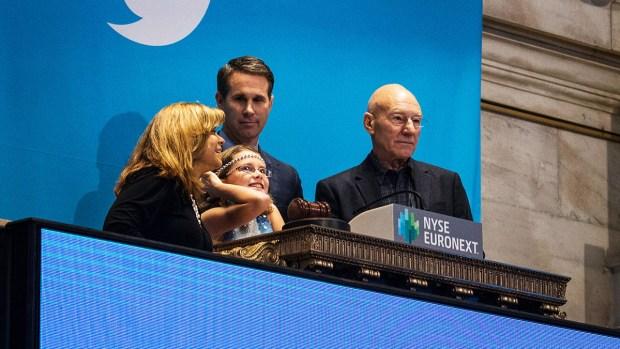 [NATL] Notable New York Stock Exchange Bell Ringers