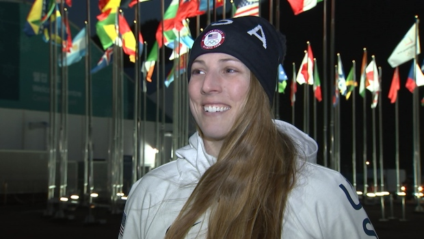 [NATL] Pyeongchang Will Be Luger Erin Hamlin's Final Olympics