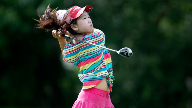 [BAY] Lucy Li, 11, of Silicon Valley, Youngest Golfer to Qualify for U.S. Women's Open