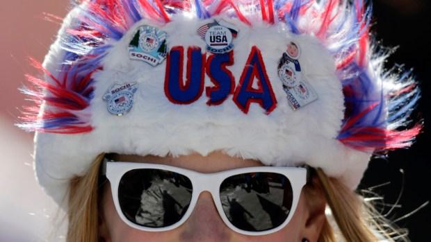 [NATL-SOCHI] Crazy Hats of the 2014 Sochi Olympics