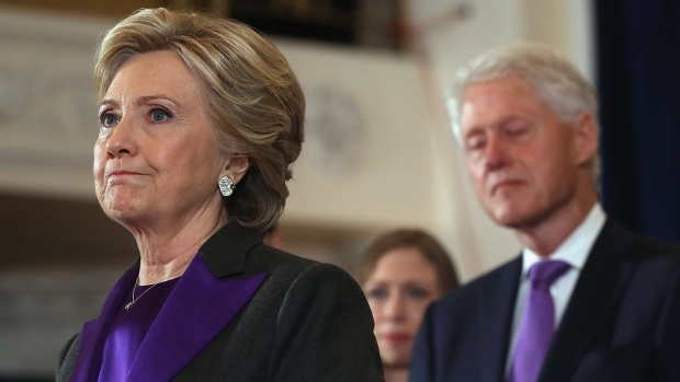 [NATL-CHI]What Hillary Clinton's Decision to Wear Purple in Concession Speech Means