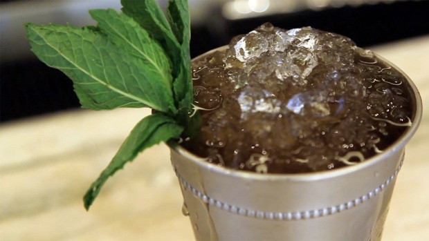 [NATL] How to Make a Mint Julep