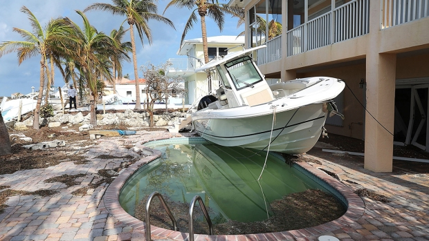 Islands devastated by Hurricane Irma need Marshall Plan, says Sir Richard Branson