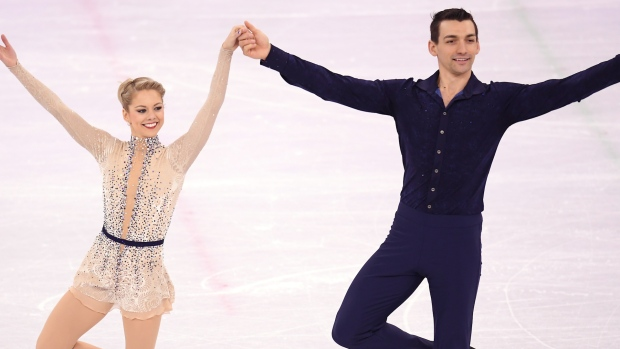 [NATL] Alexa Scimeca Knierim and Chris Knierim Begin Quest for Pairs Gold