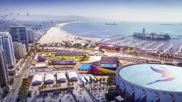 How the Olympics Could Show Off LA's Natural Beauty