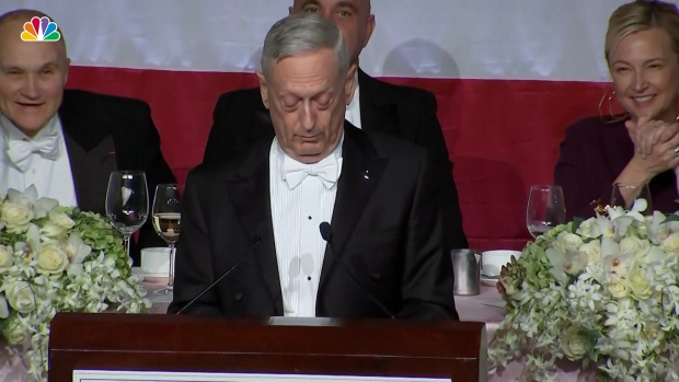 [NATL] Mattis Responds to Trump With Bones Spurs Burn