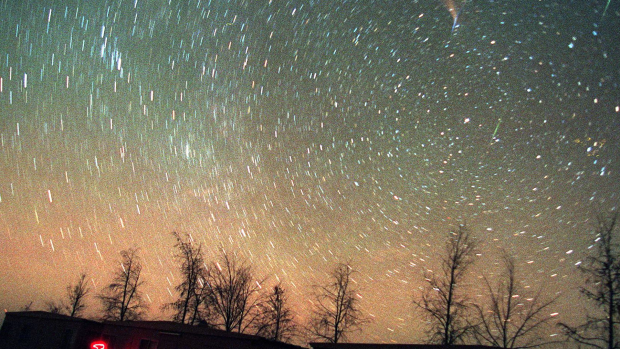 [NATL] The Leonid Meteor Shower Will Be Visible This Weekend