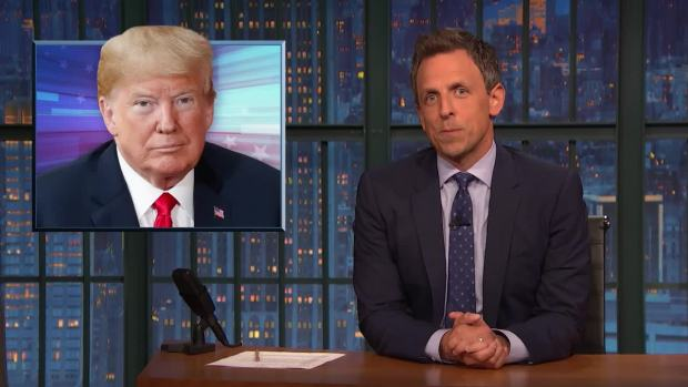 [NATL] 'Late Night': A Closer Look at Iran Threat, Carter Page