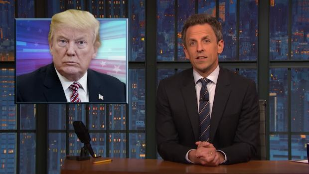 [NATL] 'Late Night': A Closer Look at Trump's Panic Over Blue Wave