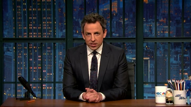 [NATL] 'Late Night': A Couple Things About Trump and Russia