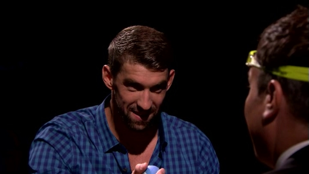 [NATL] 'Tonight Show': Egg Russian Roulette With Michael Phelps