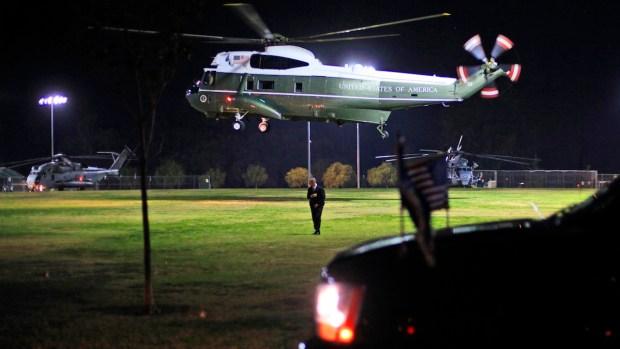 Obama's California Visit