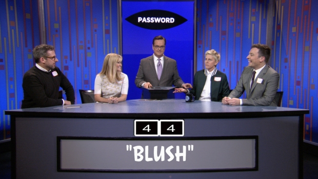 [NATL] Password with Ellen DeGeneres, Steve Carell and Reese Witherspoon