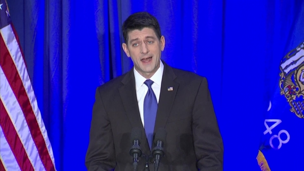 Ryan: Trump Win Was 'Most Incredible Political Feat'