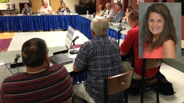 [HAR] Board of Ed Meets About Embattled Superintendent