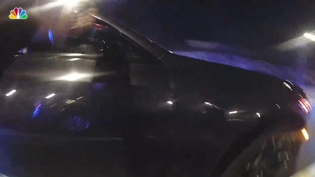 Body Cam Captures NJ Cop Firing on Car Multiple Times