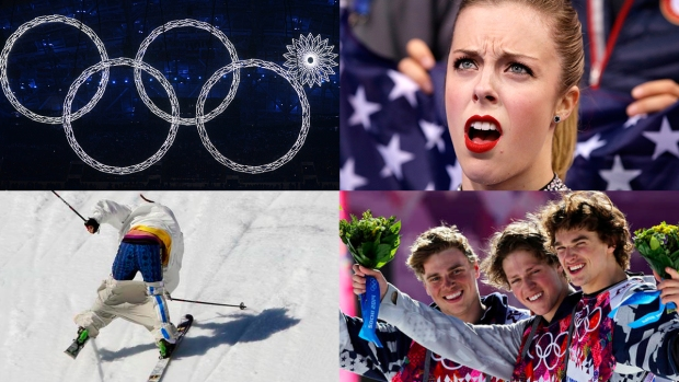[NATL-SOCHI] Victory and Defeat: Most Memorable Moments of the 2014 Sochi Olympics