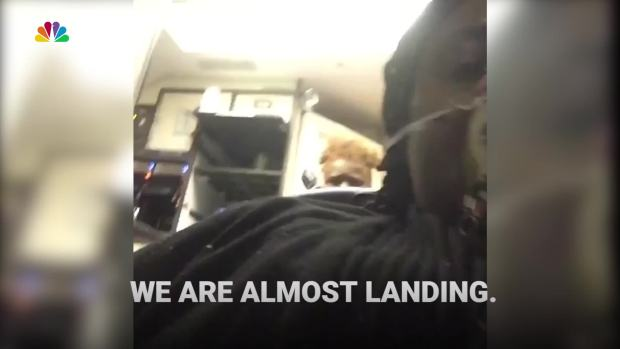 Video Shows Terrifying Moments After Southwest Explosion