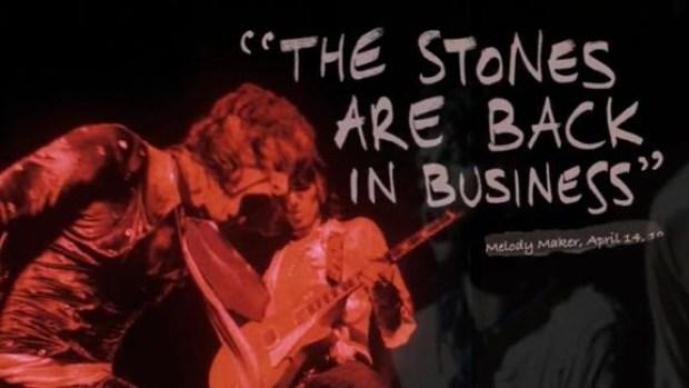 "[NATL] ""Stones n Exile"" Celebrates the Greatest Rock Band's Greatest Album"