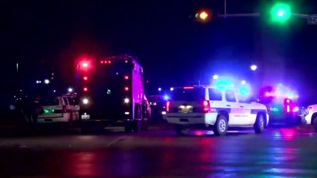 Location of Texas Tech shooting delayed alert