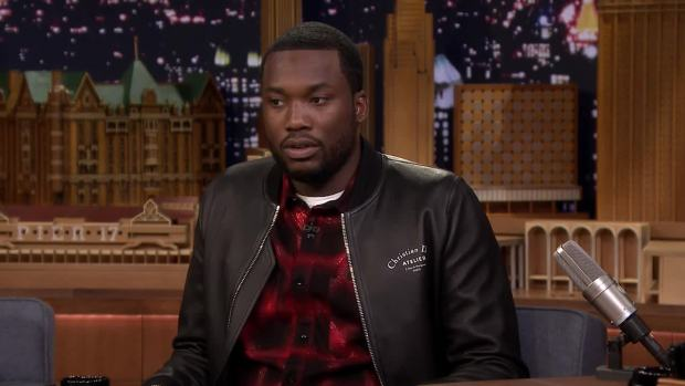 [NATL] 'Tonight': Meek Mill Working to Free 1M From Criminal Justice System