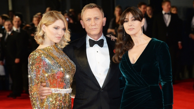 'Bond' Premieres Through the Years