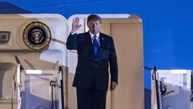 [NATL] Trump, Kim Jong Un Arrive in Vietnam Ahead of 2nd Summit