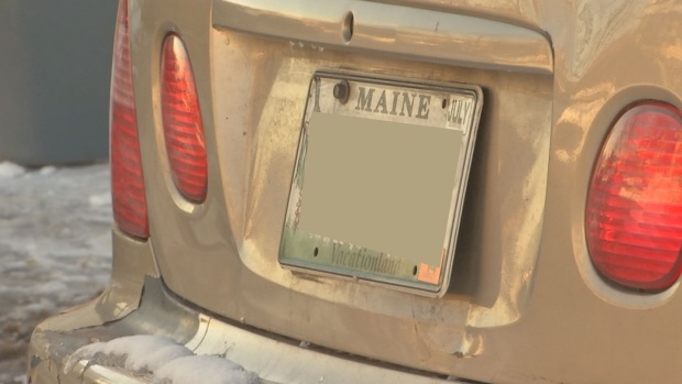 Drivers With Maine Plates Seek to Skirt Taxes