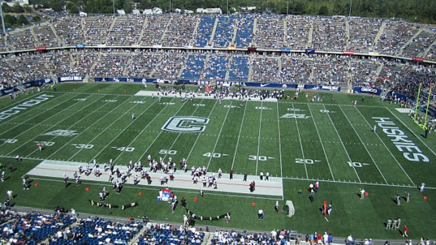 UConn to Add Seats for Michigan Game