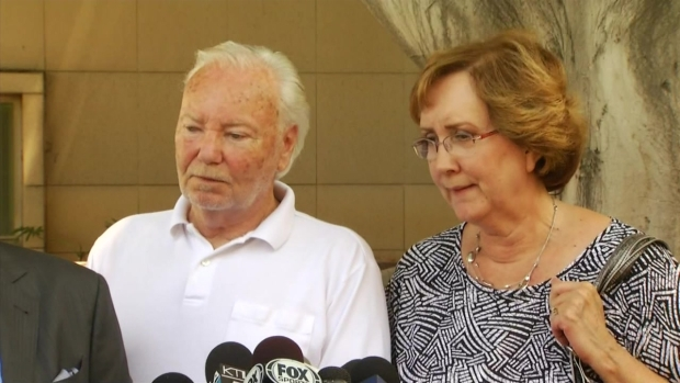 [LA] Bryan Stow's Parents React to Negligence Trial Decision