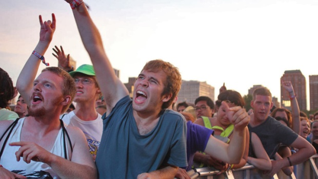 Lollapalooza 2012: Day 2