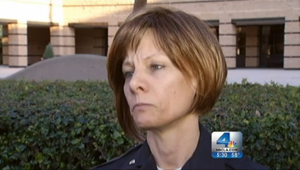 "[LA] Officer's Death ""Weighing Very Heavy"" on Irvine Police Dept."