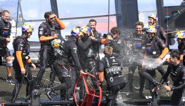 Among Greatest Comebacks in Sports: USA Wins America's Cup