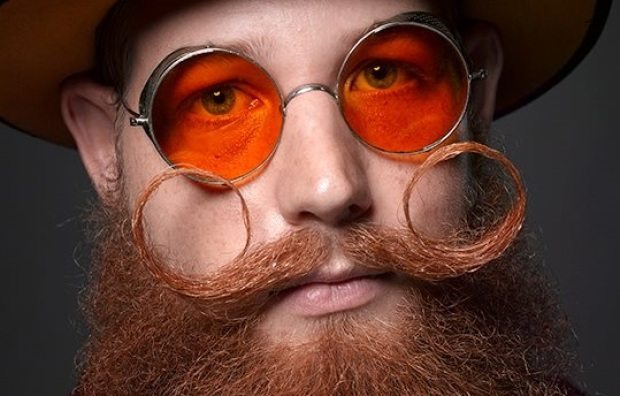 [NATL] Holy Facial Hair: National Beard and Moustache Championship