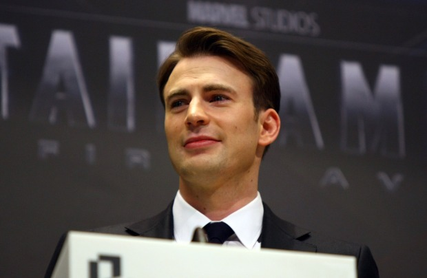 "[NATL] Chris Evans On Being ""Captain America"""