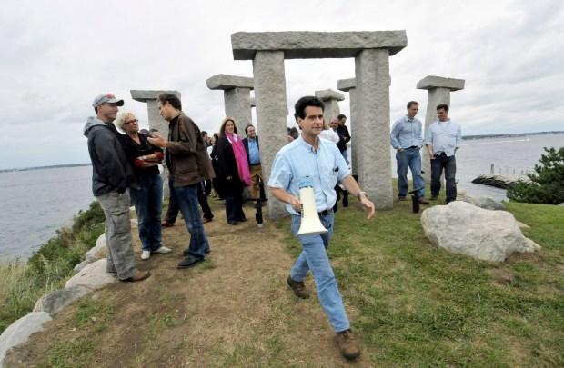 A Green Getaway: Life on Dean Kamen's Island
