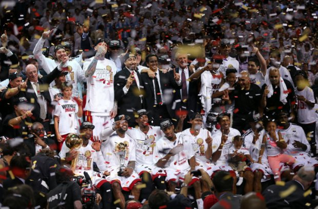 Miami Heat: 2013 Playoff Run