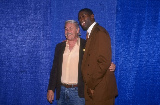[LA] Family Spokesman Recalls First Meeting With Jerry Buss