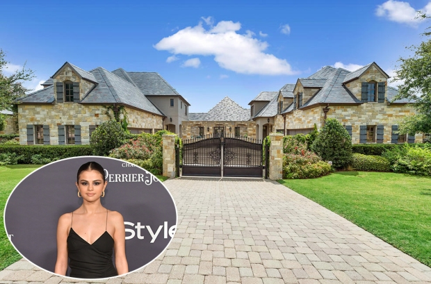 Photos: Selena Gomez Puts Her Texas Mansion on the Market