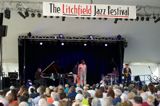 [HAR] Scenes of the Litchfield Jazz Festival