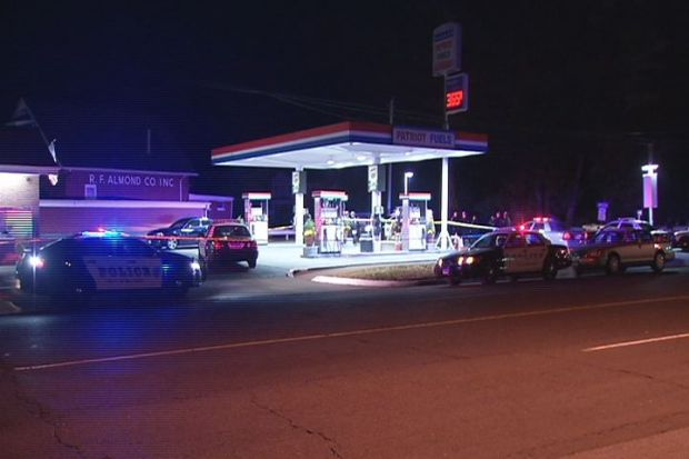[HAR] Trooper Shoots, Kills Robbery Suspect in Milford